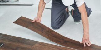 Eight popular features of luxury vinyl flooring