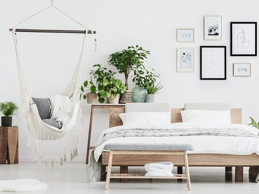 How to make small bedroom to bigger