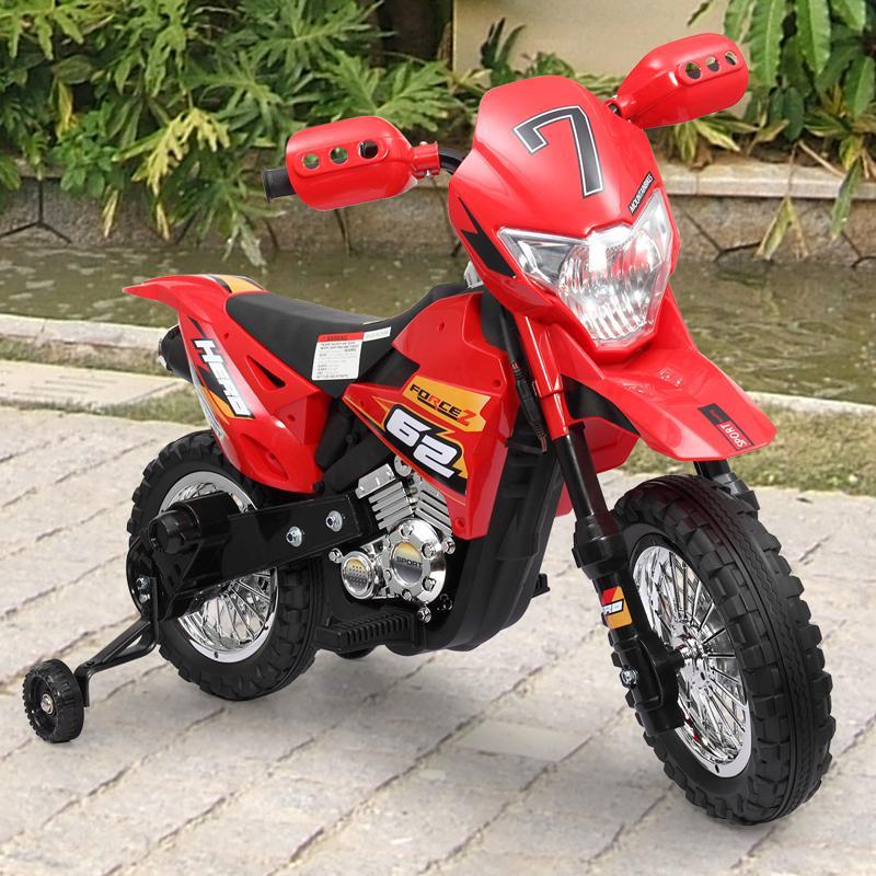 Tobbi kids ride on motorcycles