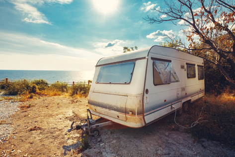 Drain your Caravan with central heating