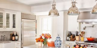 Electric ceiling lights for home and kitchens